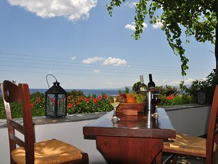 Villa Panorama in Pefkos near the beach