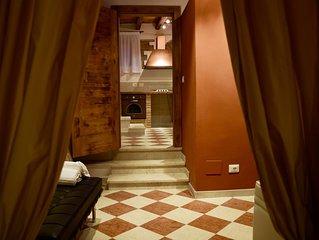 Sauna apartment nel centro di Verona