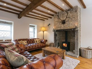 ***Newly Renovated Blackberry Cottage & Log Burner ***