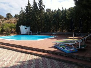 Casale Cugni With Private Pool for exclusive use- wi-fi- climate