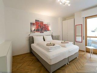 Direkt am Waltherplatz 2 Zimmerwohung für max 5 Personen NEU!