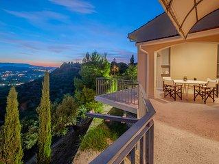 La Belle Villa a la vue imprenable