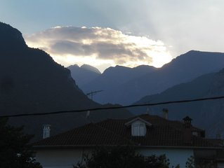 Apartment in Litochoro with spectacular view of mt. Olympus