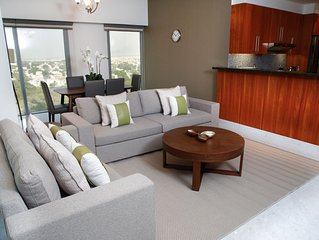 Serene and luxurious condo in DIFC