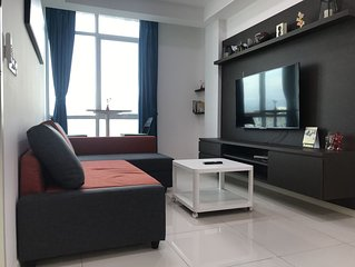 FOREST HOME 2BR SUITE*SUTERA AVENUE W INFINITY POOL