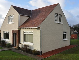 Spacious Villa in Largs, North Ayrshire Coast.Ideal for families. Pets considere