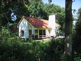 Vakantiehuis Madelief bij Dishoek, direct achter de duinen, in rustige omgeving
