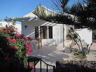 Casa Amarilla for Mature Adults two bedroom villa.