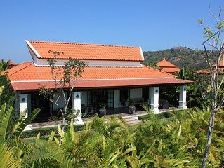 Fantastic 4BDR villa with private swimmingpool on the Banyan Resort Hua Hin