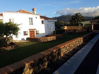 Tkasita Pilar 2 con Vistas al Parque de Taburiente. La Palma, Islas Canarias