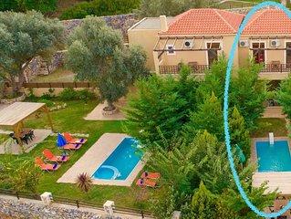 Villa Melodia with private pool