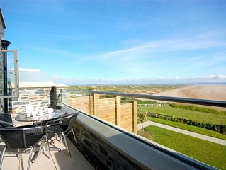 The Tides, Saunton - Two Bedroom Apartment, Sleeps 4