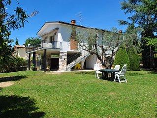 VILLA BELLAVISTA - Bardolino - con giardino.  Piscina
