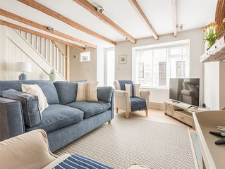 Pendynas, luxury home, heart of St Ives. Beaches, shops, restaurants all very cl
