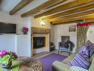 'Oh So Snug' Bijou 1-bedroom cottage, in the heart of Whalley, Clitheroe