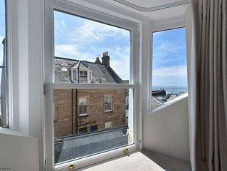 Bright studio penthouse apartment in Pittenweem-  Fife