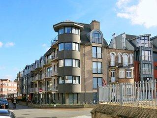 Mooi duplex dakappartement van 75 m2 met zonnig terras, op 4de verdieping.