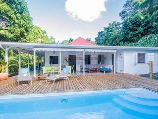 Villa de charme avec piscine Mango Karet