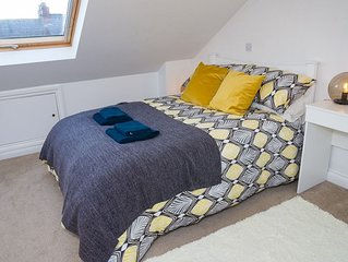 Entire House - Jutes House, Exeter - Sleeps 6