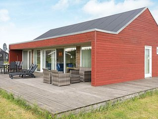 Charming Holiday Home in  Brovst with Sauna
