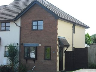 Meadow Rise two Bedroomed end of Terrace House