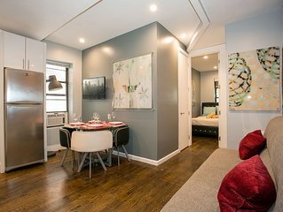 Harlem: Renovated 4 Bedroom