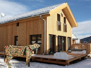 Spectacular Chalet near Ski Area in Sankt Georgen ob Murau