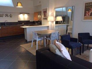 Duplex avec terrasse centre ville Blois (2 chambres/4 personnes)