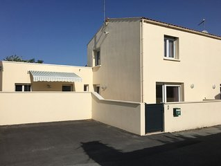 Maison La Rochelle au calme 3 chambres parfaitement equipee etat neuf