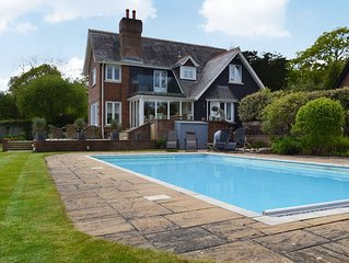 5 bedroom accommodation in Sway, near Lymington