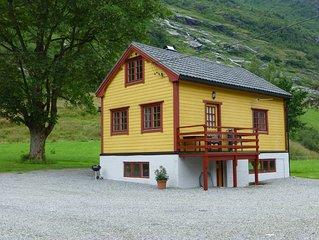 Holiday house Olden in Sogn og Fjordane - 5 persons, 3 bedrooms