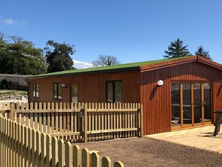 L54 - Sunny Corner Lodge, Situated in Portscatho, Cornwall