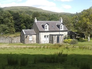 3 bedroom accommodation in Strachur, near Dunoon