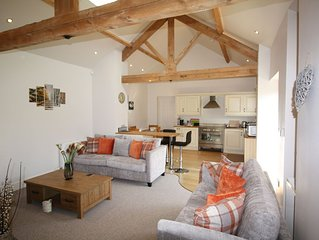 Luxury Cottage with hot tub in Balk, Thirsk, North Yorkshire.