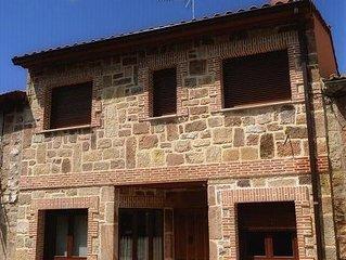 Casa Rural Castro para 6/7 personas
