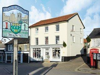 2 bedroom accommodation in Framlingham