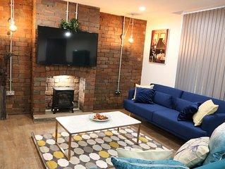 Ecclesall HUB - 4 en-suite Bedroom house