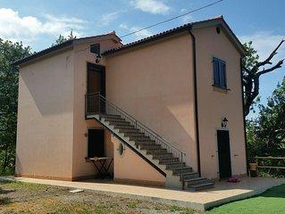 Casolare Nappi-Ignacchiti: appartamento con terrazzo vista mare