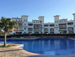 Hacienda Riquelme Resort Apartment