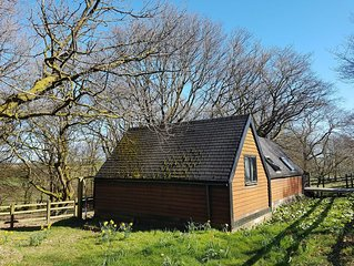 Hillfort Cabin, a 2 bedroom self catering home away from home