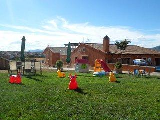 Casas Rurales La Ermita y El Cerro de Cabaneros para 6 personas