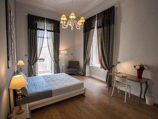 Appartamento con 2 camere da letto in pieno centro storico