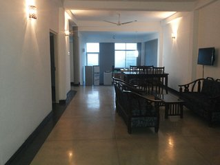 Flat 2 -Fully Furnished Air-conditioned Two Bedroom Apartment in Dehiwala