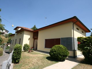 Spacious Family Villa in Barga with expansive terrace,stunning views & free wifi