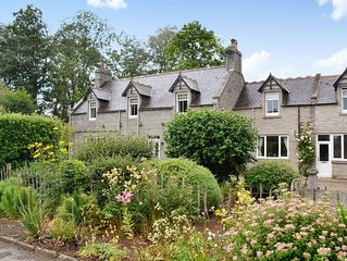 4 bedroom accommodation in Alford