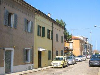 OFFERTA SPECIALE ESTATE Antica casa indipendente al porto turistico di Pesaro