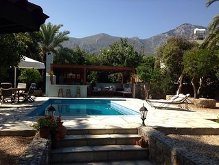 traditional Cypriot renovated property in the heart of Beautiful Ozankoy