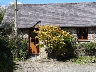 Rural Devon cottage with optional Salmon and Trout fishing