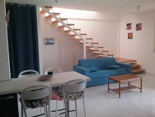 Splendido appartamento a 50mt dal mare e 700mt dal centro di Marzamemi.