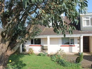 Dog friendly self-catering accommodation for 2/3 people near Manaton on Dartmoor